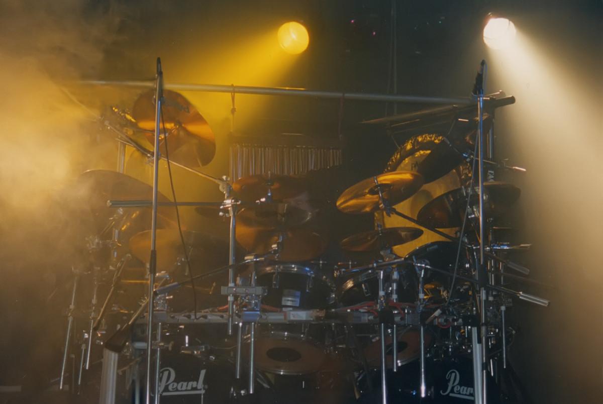 Perl Drum live Aidlingen