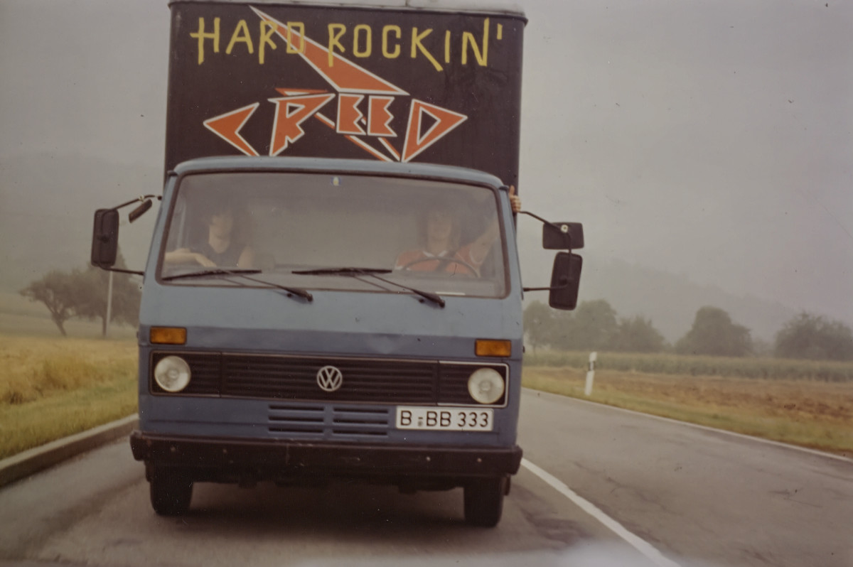 Creed truck