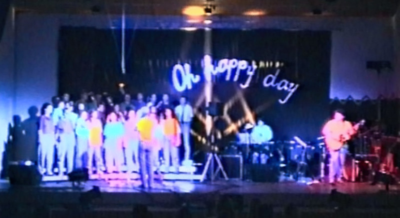 Choir Dachtel - Oh happy day #3