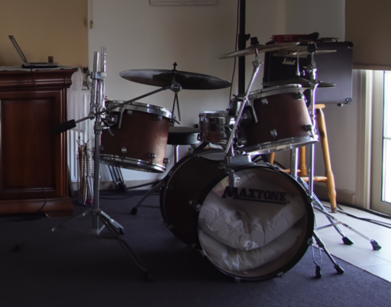 Current drumset