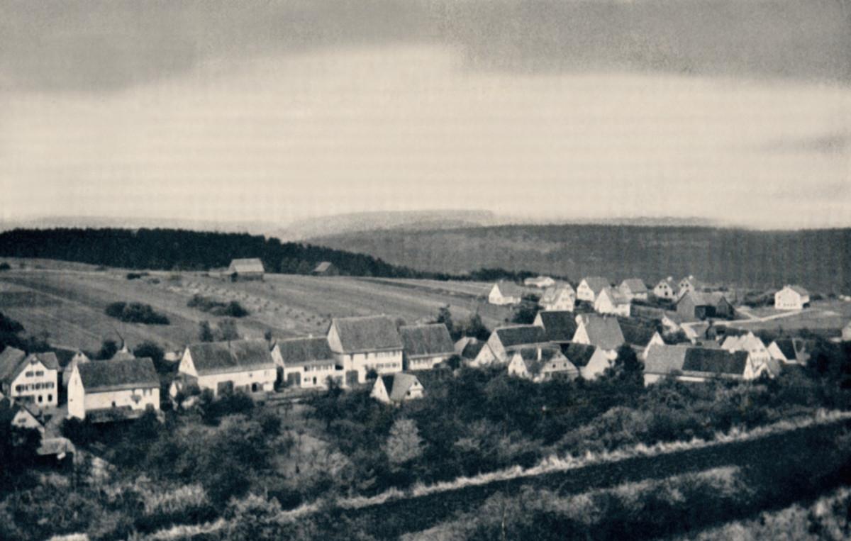 Lehenweiler 1958