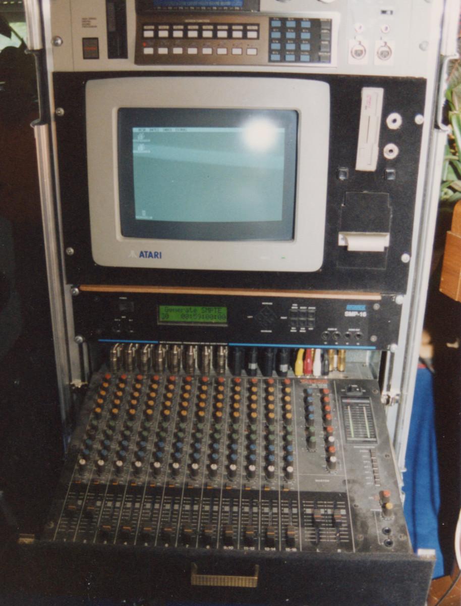 Atari Rack