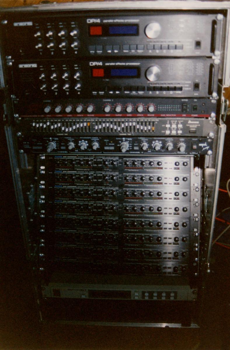FX-Rack front